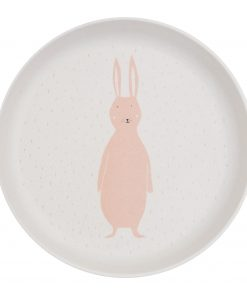 trixie krožnik zajec