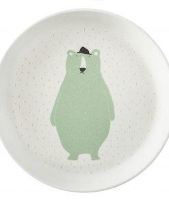 trixie krožnik polarni medved