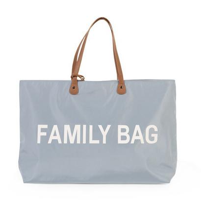 Childhome Torba Family Bag - Light Grey