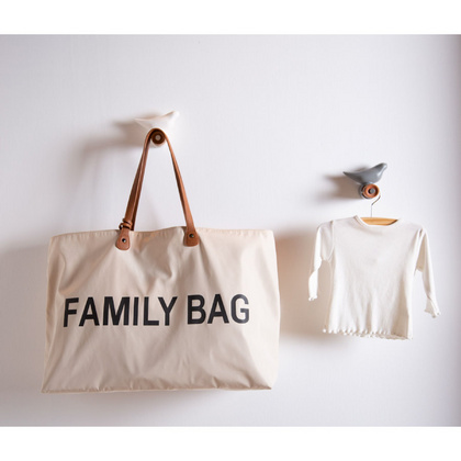 Childhome Torba Family Bag - Off White