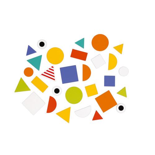 Janod Igra za učenje geometrijskih likov