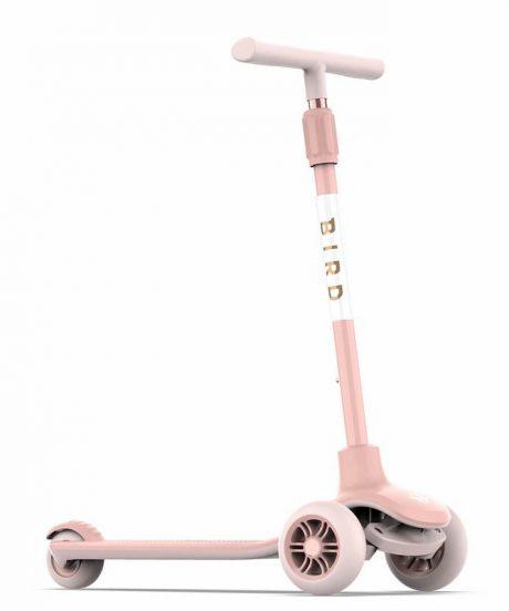 Bird® Otroški skiro Birdie V2 Electric Rose