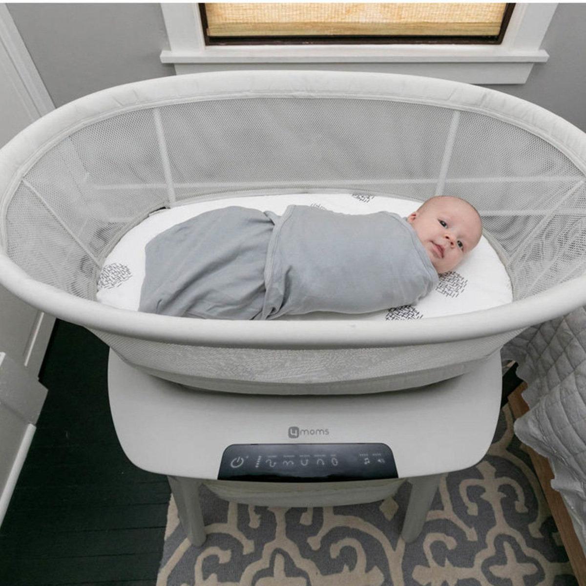 4moms Otroška posteljica Mamaroo Sleep