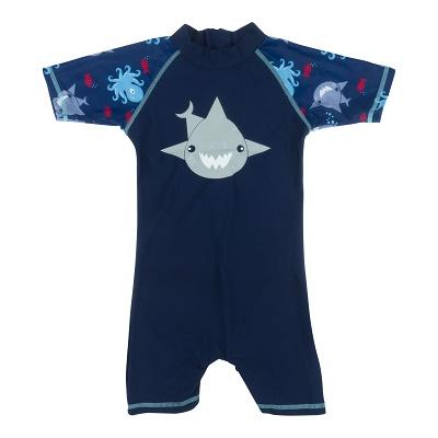 Baby Banz enodelno kopalno oblačilo morski pes