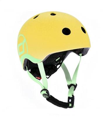Scoot&Ride® Otroška čelada XXS-S Lemon