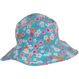 Baby Banz klobuk z rožicami