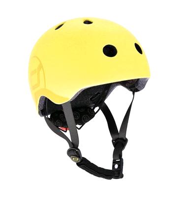 Scoot&Ride® Otroška čelada S-M Lemon