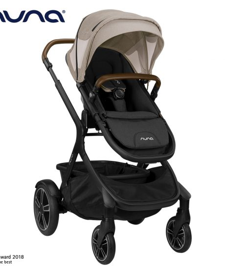Nuna® Demi Grow otroški voziček - Timber