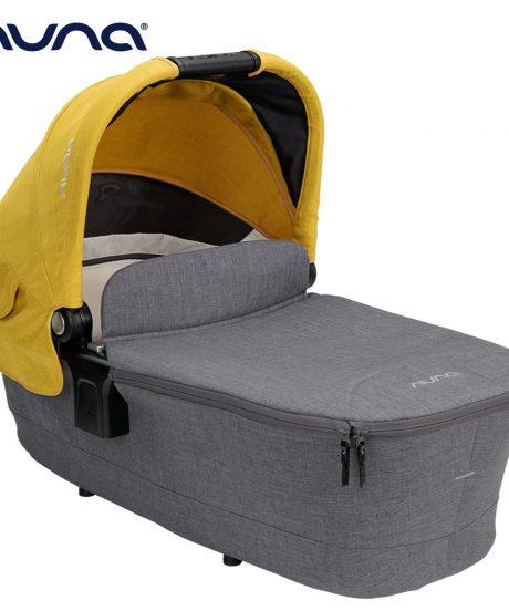 Nuna® Košara za novorojenčka Triv™- Lemon