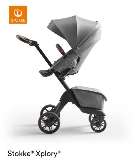 Stokke® Otroški voziček Xplory® X Modern Grey