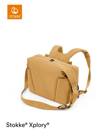 Stokke® Xplory® X Previjalna torba Golden Yellow