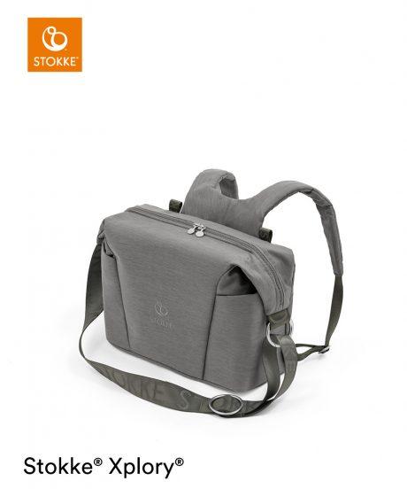 Stokke® Xplory® X Previjalna torba Modern Grey