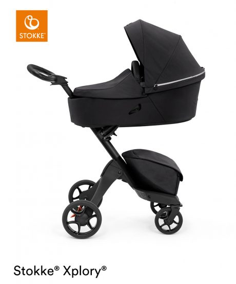 Stokke® Košara za novorojenčka Xplory® X Rich Black