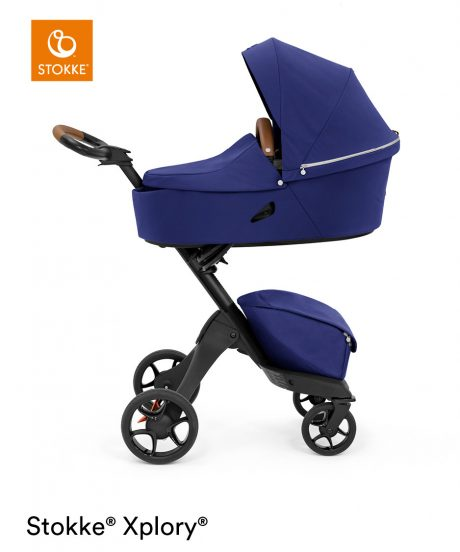 Stokke® Košara za novorojenčka Xplory® X Royal Blue