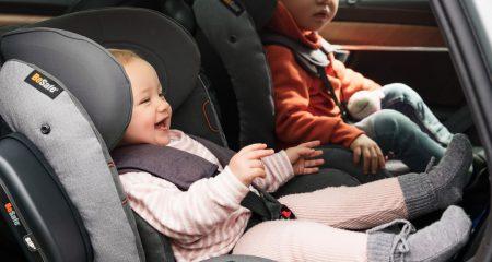 BeSafe® Otroški avtosedež iZi Plus™ X1 0+/1/2 (0-25 kg)